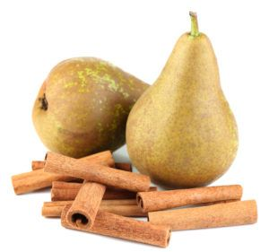 Cinnamon Pear Balsamic Condimento