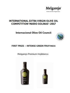 Award winning olive oil!
