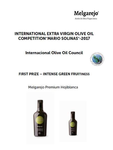 Award winning olive oil!
