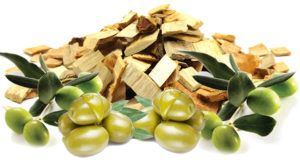 Organic Smoked Olive Oil