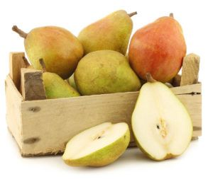 Comice Pear white balsamic_Fresh Harvest