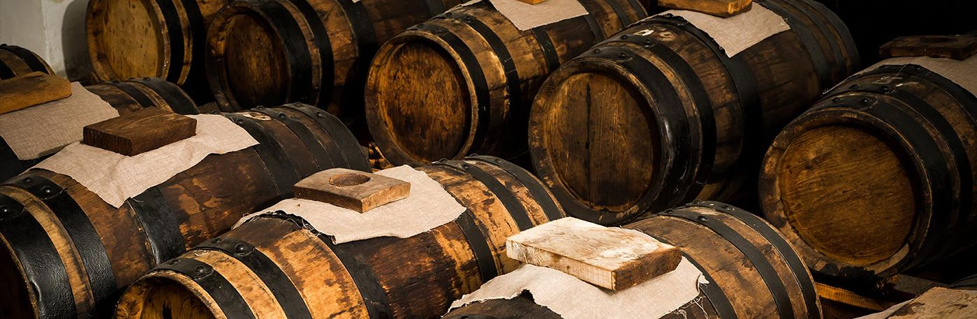 Aged in the Barrel